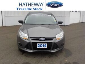2014 Ford Focus S-COMPLETLY RECONDITIONED