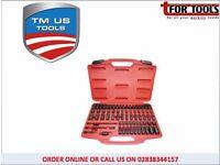 """TM187 Toolmate 22pcs 1"""" & 3/4 Drive Socket Set"""