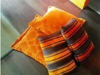 selection of 4 cushions