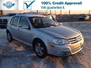 2010 Volkswagen City Golf 2.0L Low Monthly Payments!! Apply Now!