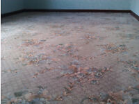 Carpet and Underlay - FREE for collection