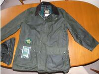 XL Mens 'Northumbria' Barbour Jacket £90 (Perfect Fishing or Walking Jacket)