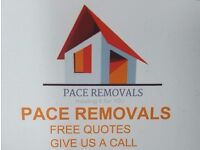Removals and man and van services