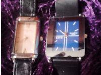 Job Lot 2 Ladies Feiyu and Infinite Wrist Watches.
