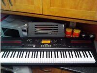 keyboard piano etc