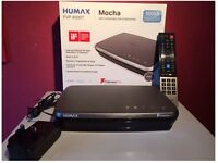 Humax TV Recorder box