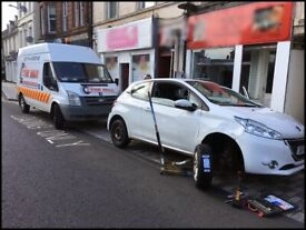 The Tyre Man (Mobile Tyre Fitting Blantyre)