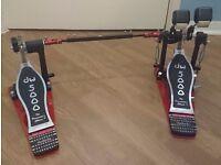 DRUM WORKSHOP DW5002TD3 DW double pedal - £130