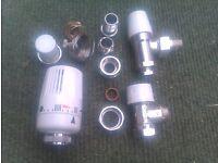 myson thermostatic radiator trv kit
