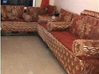 Moroccan SOFA BED For SALE URGENT 500