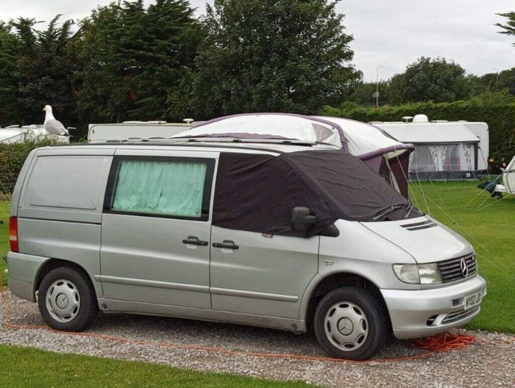 Mercedes-Benz, VITO, Panel Van, 2002, Manual, 2151 (cc ...