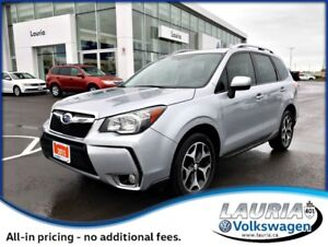 2015 Subaru Forester 2.0XT Touring AWD - Backup camera / Panoram