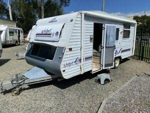 2000 Jayco Westport Caravan Eden Bega Valley Preview