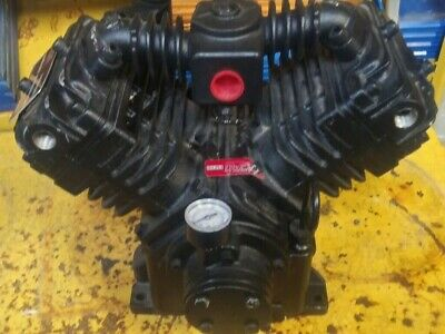 American Eagle V480 Single Stage 4 Cylinder Air Compressor