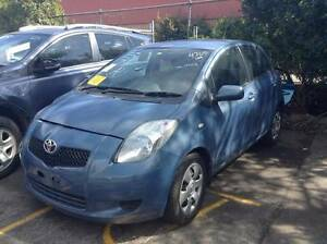 Toyota Yaris spare parts Fairfield East Fairfield Area Preview