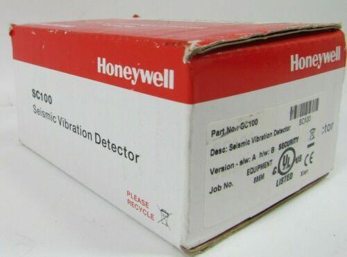 HONEYWELL SC100 Seismic Vibration Detector Commercial ATM/Vault/Safe Sensor