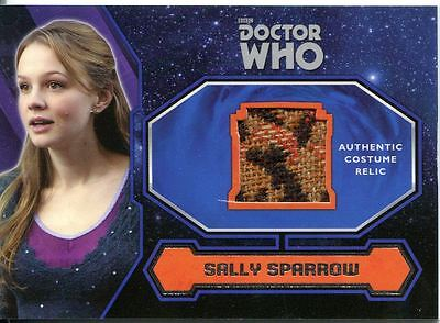 Doctor Who 2015 Costume Card Sally Sparrow's Coat