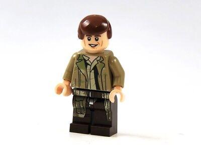 LEGO® STAR WARS™ Figur Han Solo Minifigur Endor Outfit sw644 75094 NEU