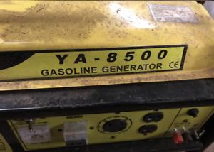 8500 Coyanmar Gas Generator