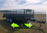 MAMMOTH box trailer hire Medowie Port Stephens Area Preview