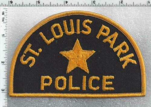 St. Louis Park Police (Minnesota) 2nd Issue Shoulder Patch