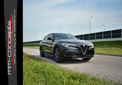 Seitenschweller ansätze Alfa Romeo 159 Sportwagon Leisten Schweller ansatz ABS