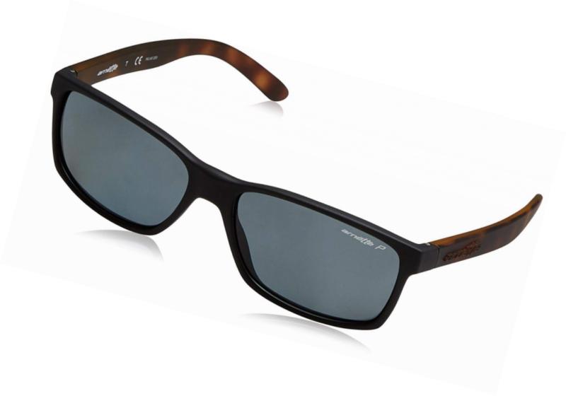 c1c9d483df5 Arnette Slickster Unisex Polarized Sunglasses - 2273 81 Fuzzy Black ...