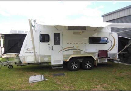 2010 Jayco 17.56-2 Outback Pop Top Expanda Whitsundays Whitsundays Area Preview
