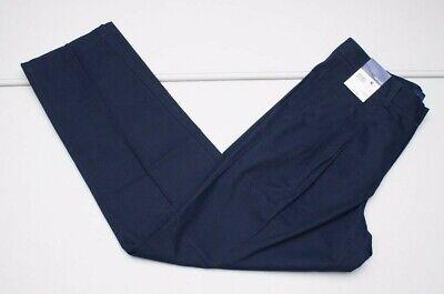 Basic Editions Mens Blue Pleated KHAKI Casual Pants NEW Casual Pant Khaki