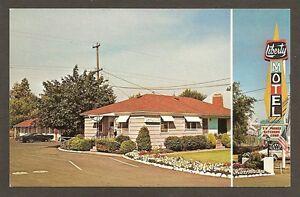 Motel  Spokane Division St