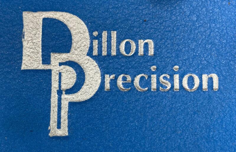 Dillon Precision .223 Remington 3-Die Set - Rare Black Oxide Finish- FREE SHIP