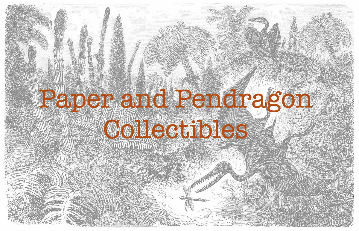 Paper and Pendragon
