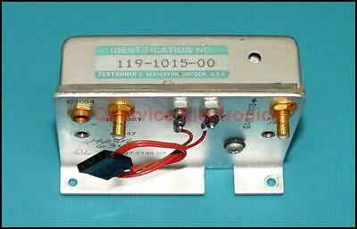 Tektronix 119-1015-00 Amplifier-filter Assembly 492 494 496 2754 Analyzers