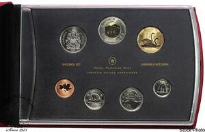 Canada-2007-Trumpeter-Swan-Specimen-Coin-Set