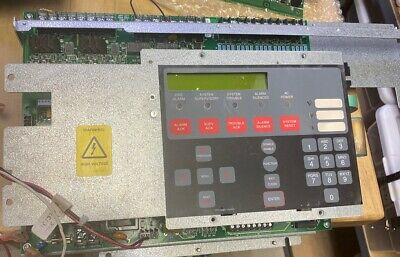 Simplex 4008 Fire Control Panel Main System Bd