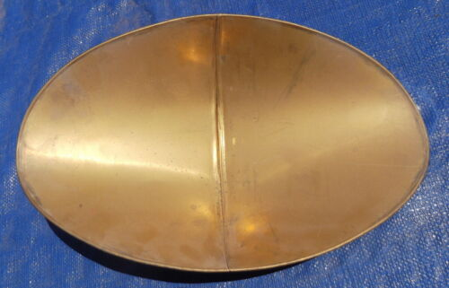 BRASS SCALE PAN SCOOP CANDY