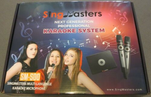 SingMasters FILIPINO Karaoke Player SM-500