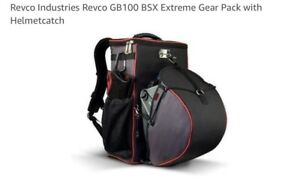 NEW UNOPENED Extreme Gear Pack with Helmetcatch