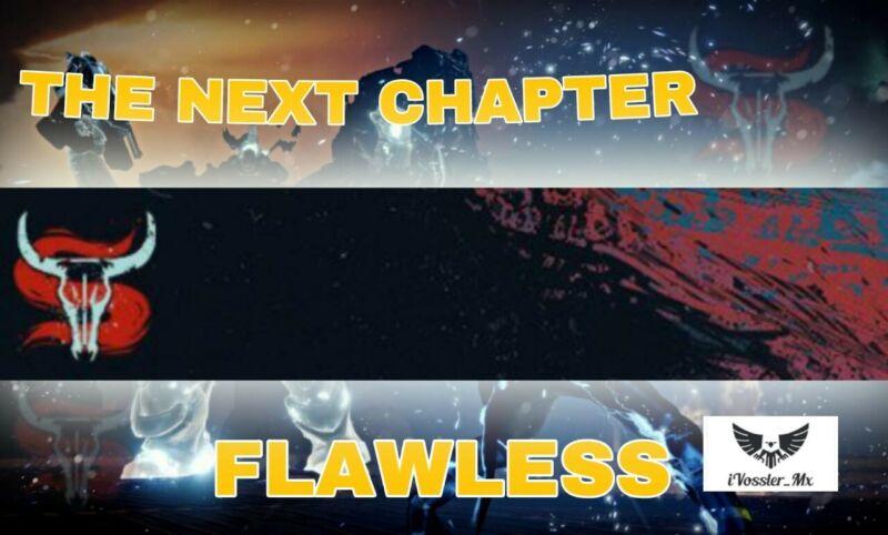 Presage Master flawless - Emblem - The next Chapter - beyond Light [ PS4 ]