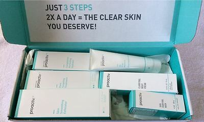 Proactiv Plus Complete 90 Days Kit, Free Gifts, Free Shipping. NO AUTOSHIP!