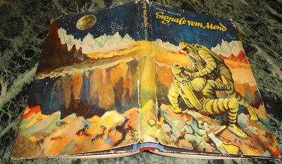 Signale vom Mond, Zukunftsroman, Domowina DDR 1962, mit Schutzumschlag