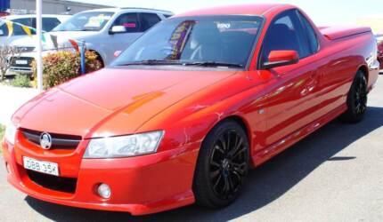 2006 Holden Commodore Ute