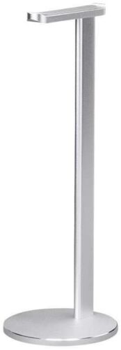 Monoprice - 133810 - Desk Headphone Stand - Brushed Aluminum