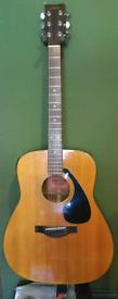 Yamaha FG-30LTD Acoustic Guitar