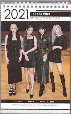 Black Pink Calendar 2021 & 2022 02 K-POP BP-02