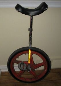 Unicycle - 20 pouces/inches