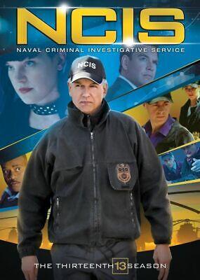 DVD -  NCIS -  SEIZOEN  /  SAISON  /  SEASON  13   (NIEUW / NEW / SEALED)