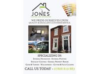 Jones painting and decorating