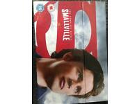 Smallville Complete series.
