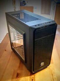 Thermaltake M-ATX Gaming PC Case